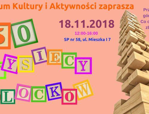 Festiwal Klockologiczny 18.11.2018r.